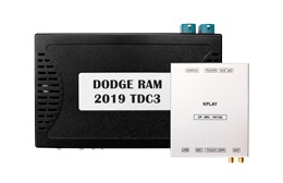 [SET] DODGE RAM 2019 TDC3+KPLAY